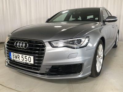 used Audi A6 Avant 2.0 TDI (190hk)