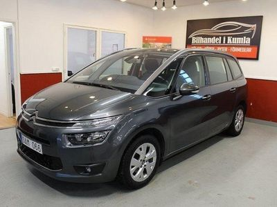 begagnad Citroën Grand C4 Picasso 1.6 HDi / 7-sits 10700 Mil