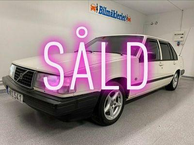 begagnad Volvo 940 2.3 TURBO FTT #SÅLD#