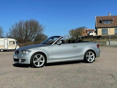 begagnad BMW 120 Cabriolet