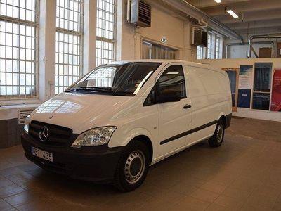 begagnad Mercedes Vito 116 CDI 3 SITS 163HK AUTO