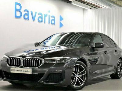 begagnad BMW 520 d xDrive Sedan M-Sport Värmare Komfortöppning Drag