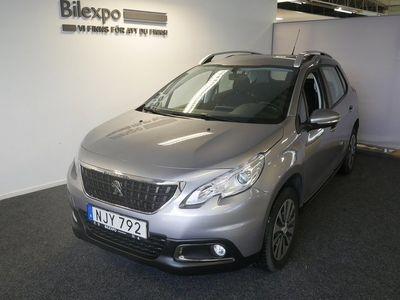 begagnad Peugeot 2008 BHDi 100 | Lågmilare *Skattefri -16