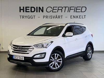 begagnad Hyundai Santa Fe 2.2 CRDi-R 4WD 197hk *V-hjul*