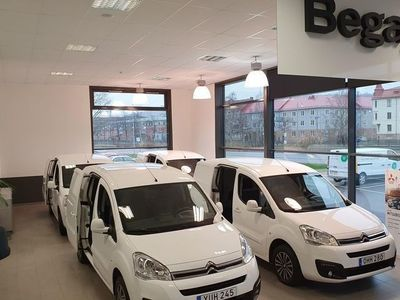 begagnad Citroën Berlingo BERLINGO TRANSPORT L1 BLUEHDI 100 PRO PACK