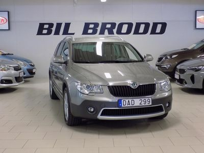 used Skoda Superb COMBI 2.0 TDI 4x4 Alldrive