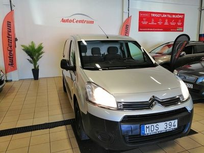 brugt Citroën Berlingo 1.6 HDi AUT ETG6 92hk NYBES NYSERVAD