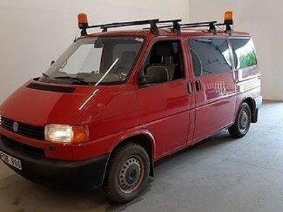 używany VW Transporter Kombi 2.5 Syncro 5sits