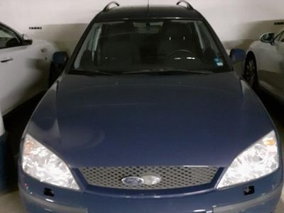 begagnad Ford Mondeo Kombi