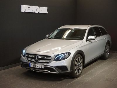 begagnad Mercedes E220 All-T d 4MATIC Välutrustad