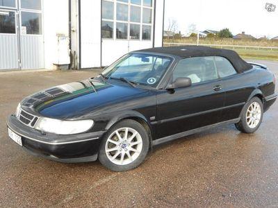 begagnad Saab 900 Cabriolet