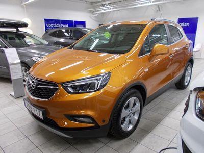 begagnad Opel Mokka X 1.4 Turbo Dynamic Aut 140hk SoV MoK