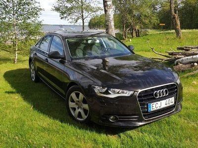 begagnad Audi A6 2.0 tdi sedan