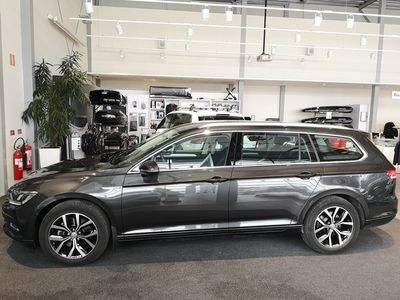 begagnad VW Passat Sportscombi SC TSI150 4Motion