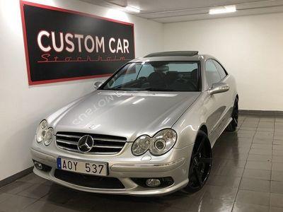 begagnad Mercedes CLK320 Amg Package 20