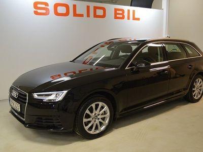 begagnad Audi A4 2.0 TDI Q/190HK/S-Tr/D-VÄRMARE/DRAG/