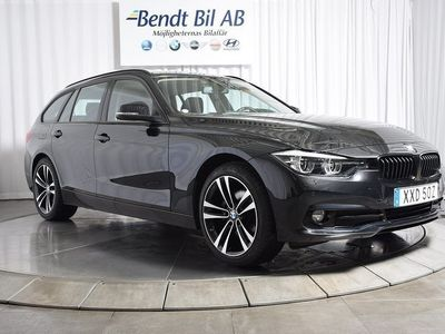 begagnad BMW 320 d xDrive Touring Touring/ Model Sport Shadow