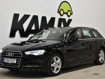 begagnad Audi A6 2.0 TDI | S-line | D-värm | S&V-Hjul | (190hk)