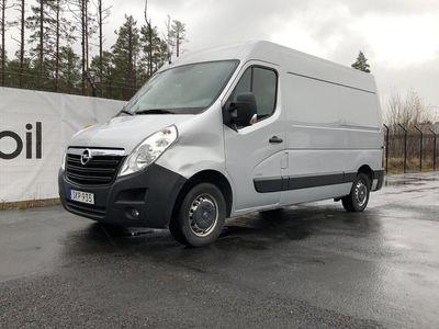 begagnad Opel Movano 2.3 CDTI 2WD Skåp (125hk)