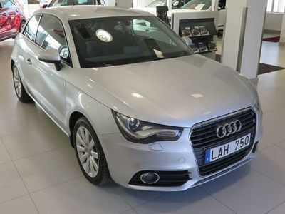 begagnad Audi A1 Audi A1 Tech paket