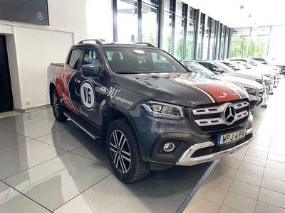 begagnad Mercedes 350 X BenzX X D POWER EDITION 2019, Transportbil 462 375 kr