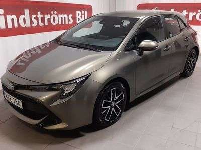 begagnad Toyota Corolla 1.2T 5dr Active 116hk Vhjul 969mil