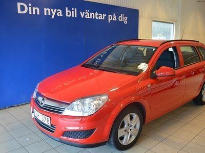 begagnad Opel Astra Kombi