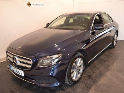 begagnad Mercedes E220 SE-Edition / Premium / Teknik