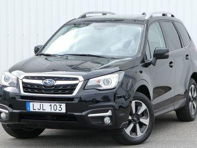 brugt Subaru Forester 2.0i XS Aut B-Värmare/fjärr V-Hjul