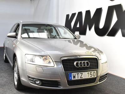 begagnad Audi A6 Avant   2.4   Multitronic   177hk