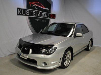 begagnad Subaru Impreza Sedan 2.0 4WD 160hk