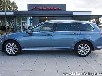 begagnad VW Passat 1.4 Plug-in-Hybrid Sportscombi 218hk Aut Executive Business ergoComfort Drag 1ägare Svensksåld