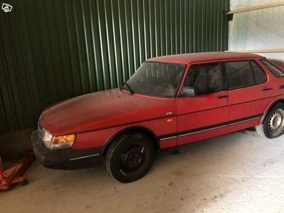 begagnad Saab 900 -92