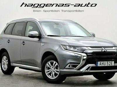 begagnad Mitsubishi Outlander P-HEV 2.4 Hybrid 4WD 2020, SUV Pris 319 000 kr