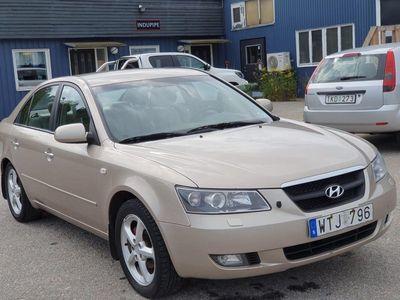 begagnad Hyundai Sonata