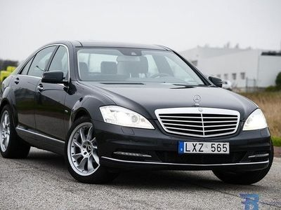 begagnad Mercedes S350L S BenzCDI BlueTEC AIR MATIC 2012, Sedan 239 900 kr