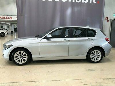 begagnad BMW 118 5D Manuell 143hk LÅG SKATT!