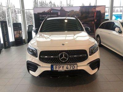 begagnad Mercedes GLB250 4M 4MATIC