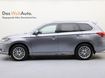 begagnad Mitsubishi Outlander P-HEV PHEV Hybrid 4WD CVT