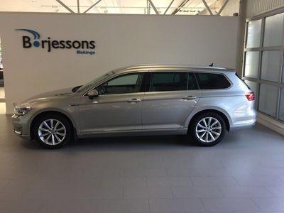 begagnad VW Passat Sportscombi GTE