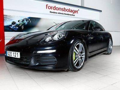 begagnad Porsche Panamera S E-Hybrid E- 2016, Halvkombi 699 000 kr