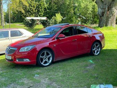 begagnad Opel Insignia LIMOUSINE HB