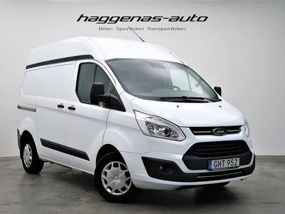 brugt Ford Transit 2.0 TDCi 130hk / L1H2 / EU6
