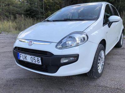 begagnad Fiat Punto Evo 1.4 Biogas 5dr