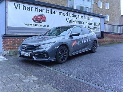 begagnad Honda Civic 1.5 182hk i-VTEC Turbo Sport Plus NAVI