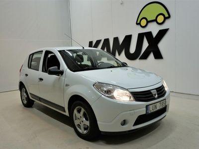 begagnad Dacia Sandero 1.6 | E85 | eco2 | Manuell | 105hk