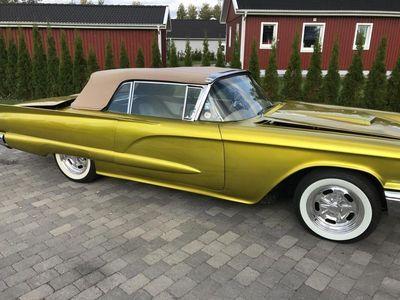 begagnad Ford Thunderbird Cabriolet