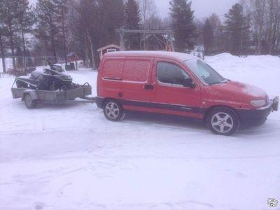 begagnad Citroën Berlingo 1.9D -01