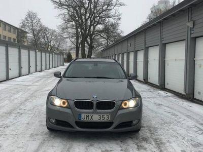 begagnad BMW 320 d xDrive Touring säljes