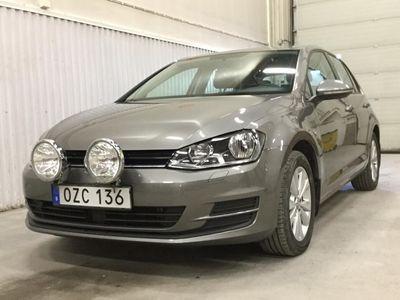 begagnad VW Golf VII 1.6 TDI BlueMotion 5dr 4Motion (110hk)
